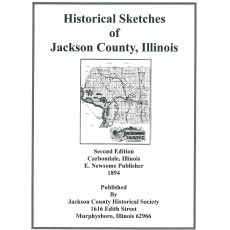 #108 Historical Sketches of Jackson County
