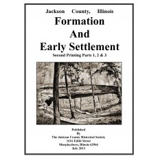 #110 Formation and Early Settlement of Jackson County
