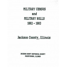 #115 Military Census and Rolls 1862-1863