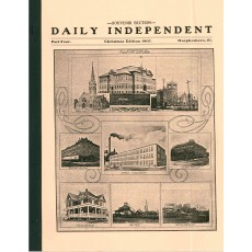#149  Souvenir Section, Daily Independent, Part Four, Christmas Edition 1907, Murphysboro IL