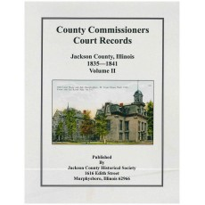 #152 County Commissioners Court Record Vol. II